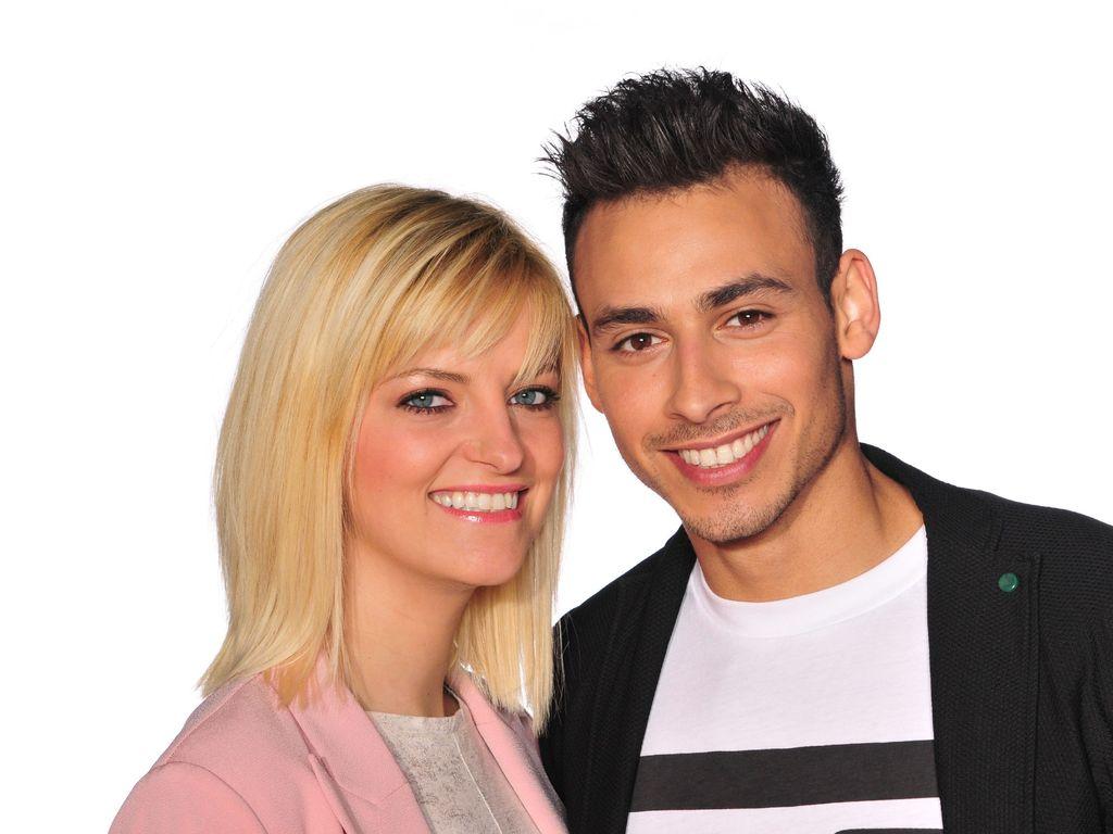 Xenia von Sachsen mit Freund Rajab