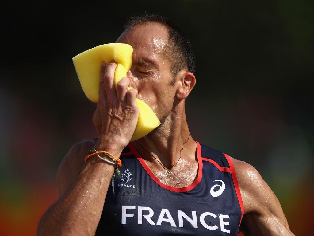 Yohann Diniz, französischer Geher