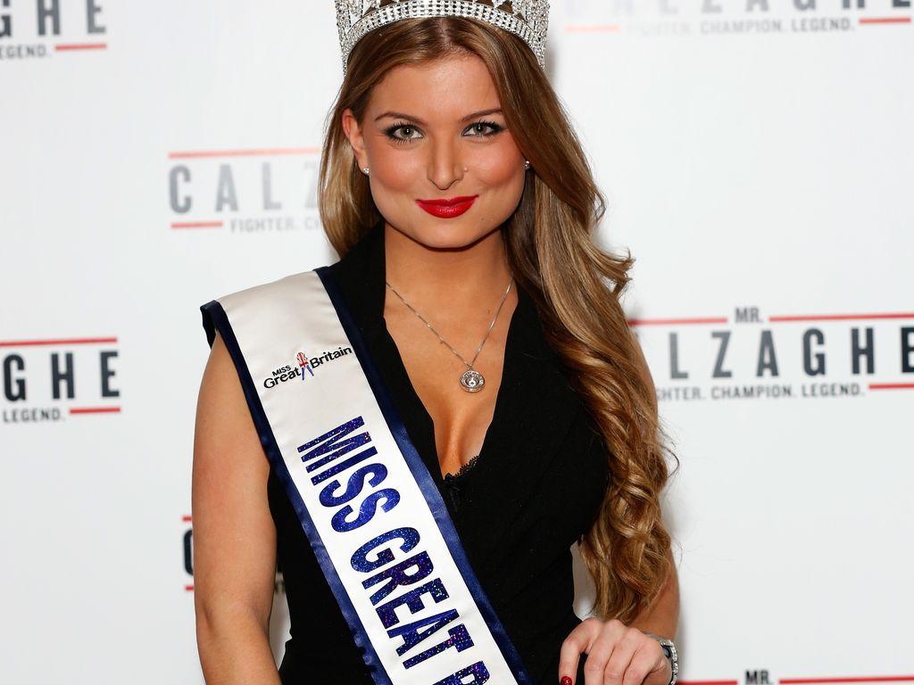 """Zara Holland, Ex-""""Miss Great Britain 2015/16"""""""