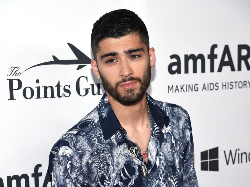 Zayn Malik bei der amfAR-Gala in New York 2016