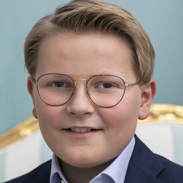 Sverre Magnus von Norwegen