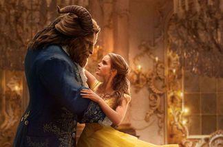"""Dan Stevens und Emma Watson in dem Kinofilm  """"Die Schöne und das Biest"""""""