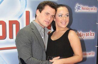 Rocco Stark und Kim Gloss im Jahr 2012