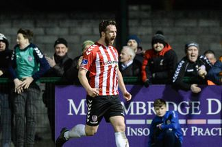 Ryan McBride, Fußballer in Irland