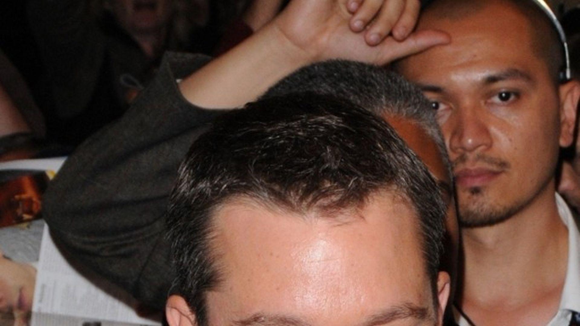 Matt Damon - Ziviler Gehorsam ist unser Problem! - YouTube