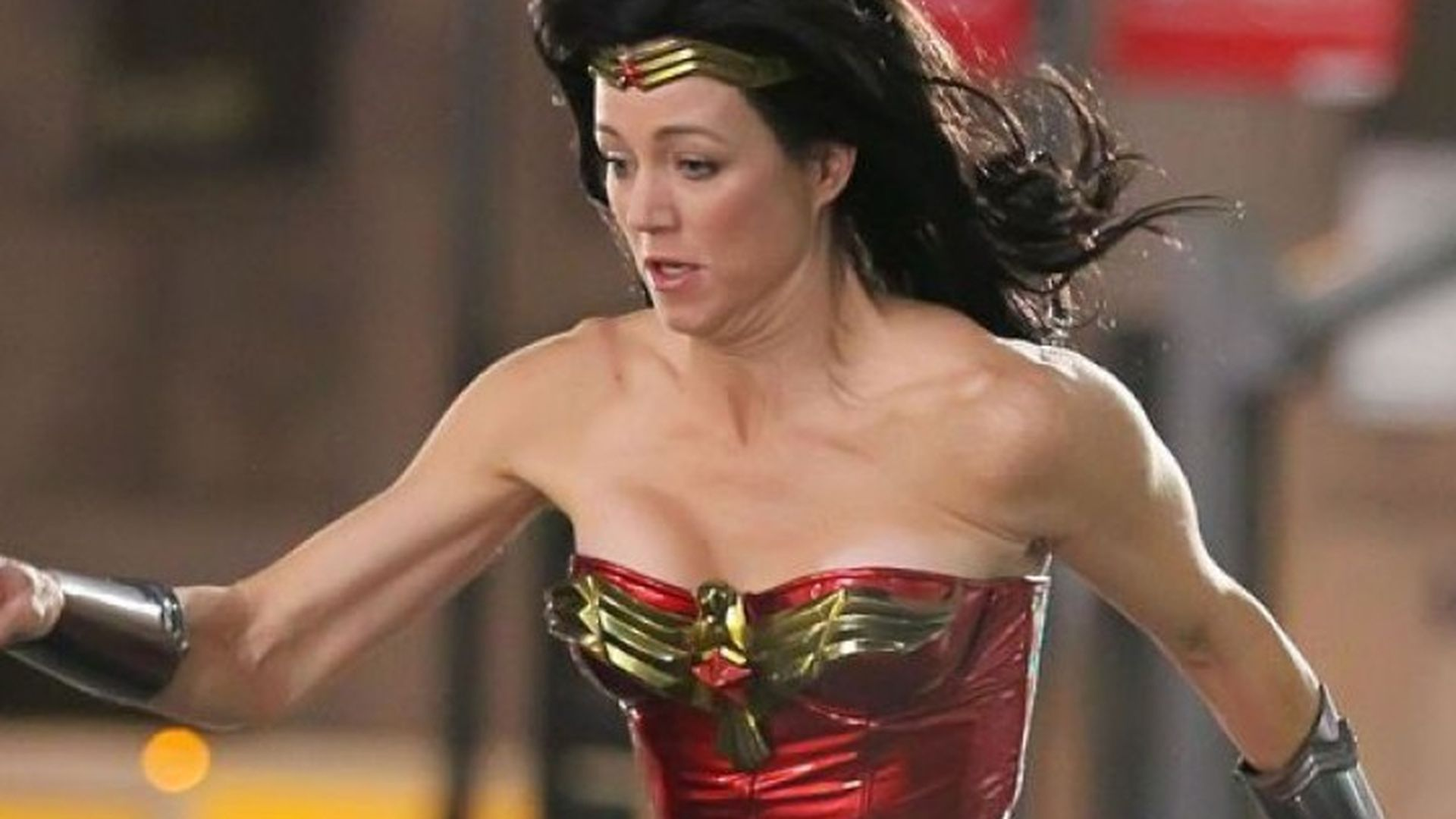 hot naked superhero women