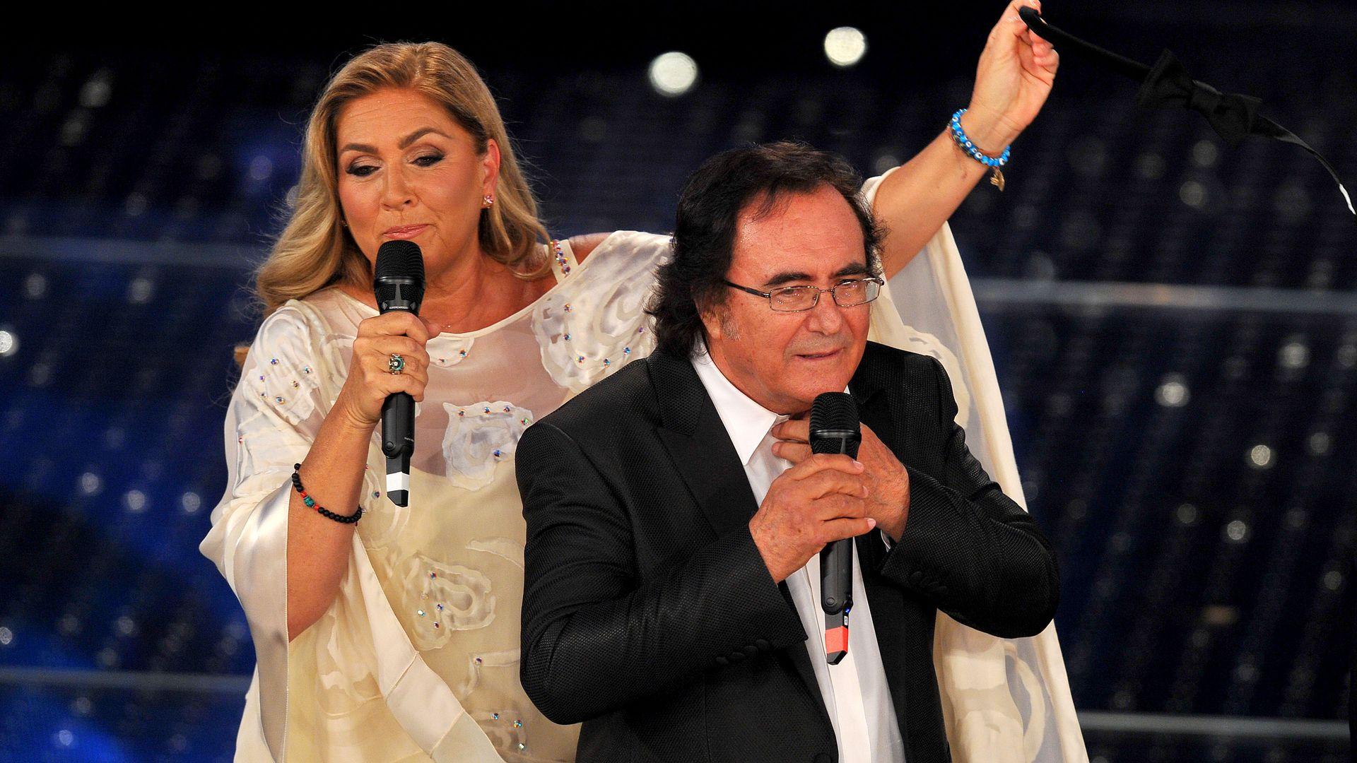 Sorge um felicit al bano not op nach zwei for Al bano und romina