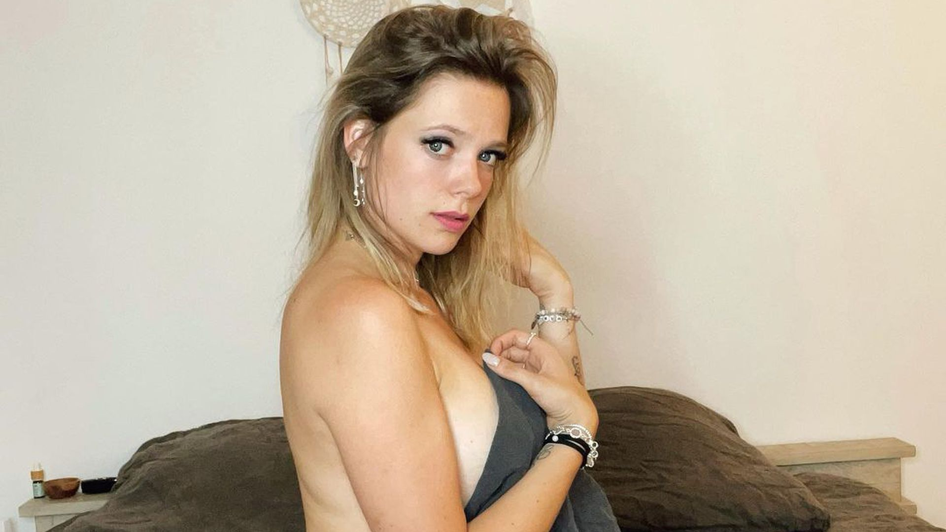 Nackt anne Anne Brooke
