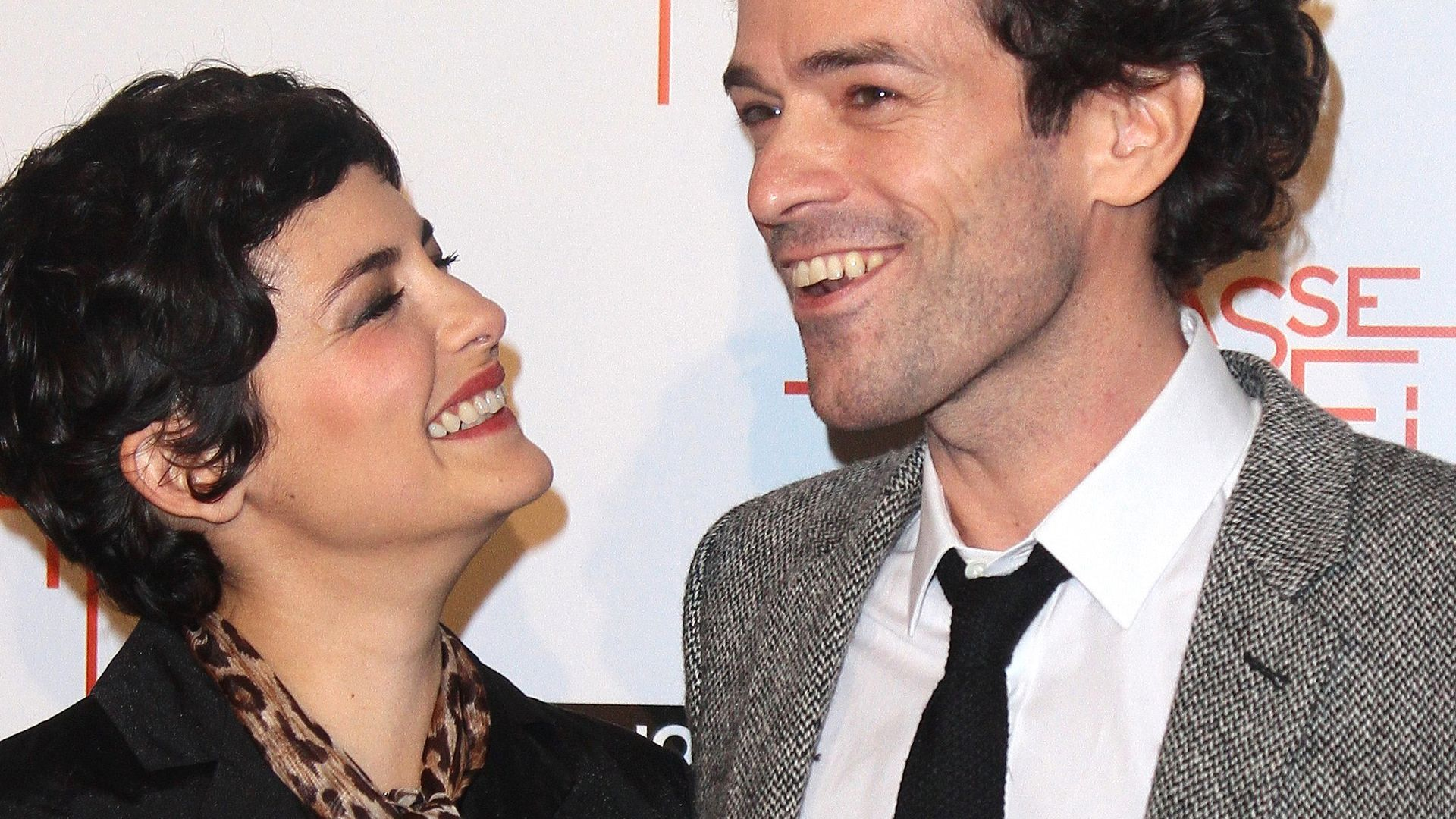 Smarte Audrey Tautou in Beziehungsweise New York