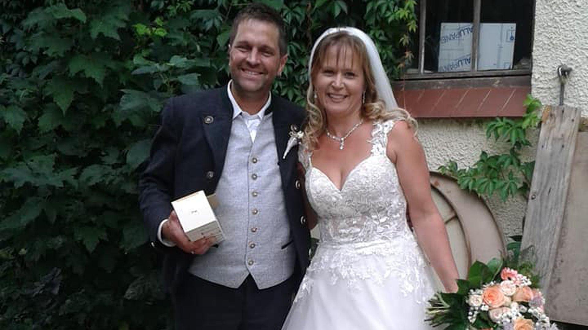 So Schon War Bauer Sucht Frau Stephan Und Steffis Hochzeit Promiflash De