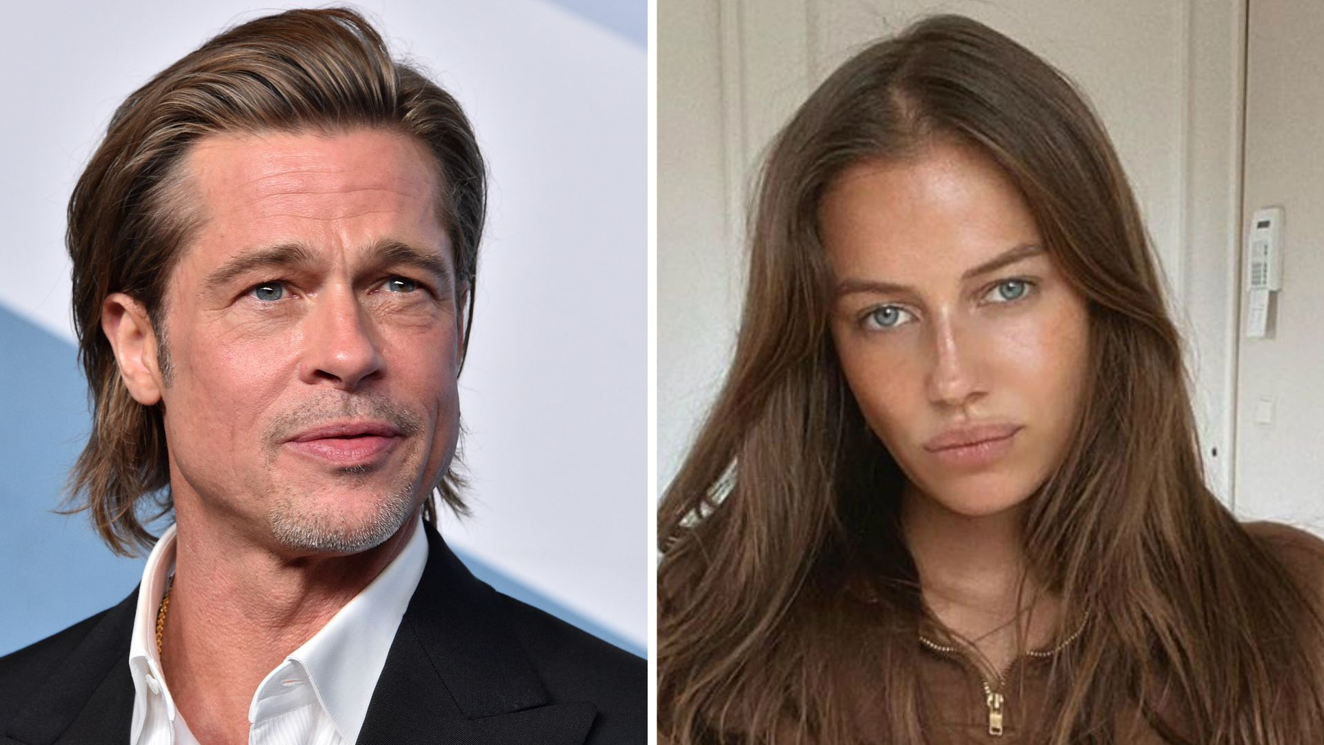 Ist Brad Pitts Liebelei Mit Nicole Poturalski Wieder Vorbei
