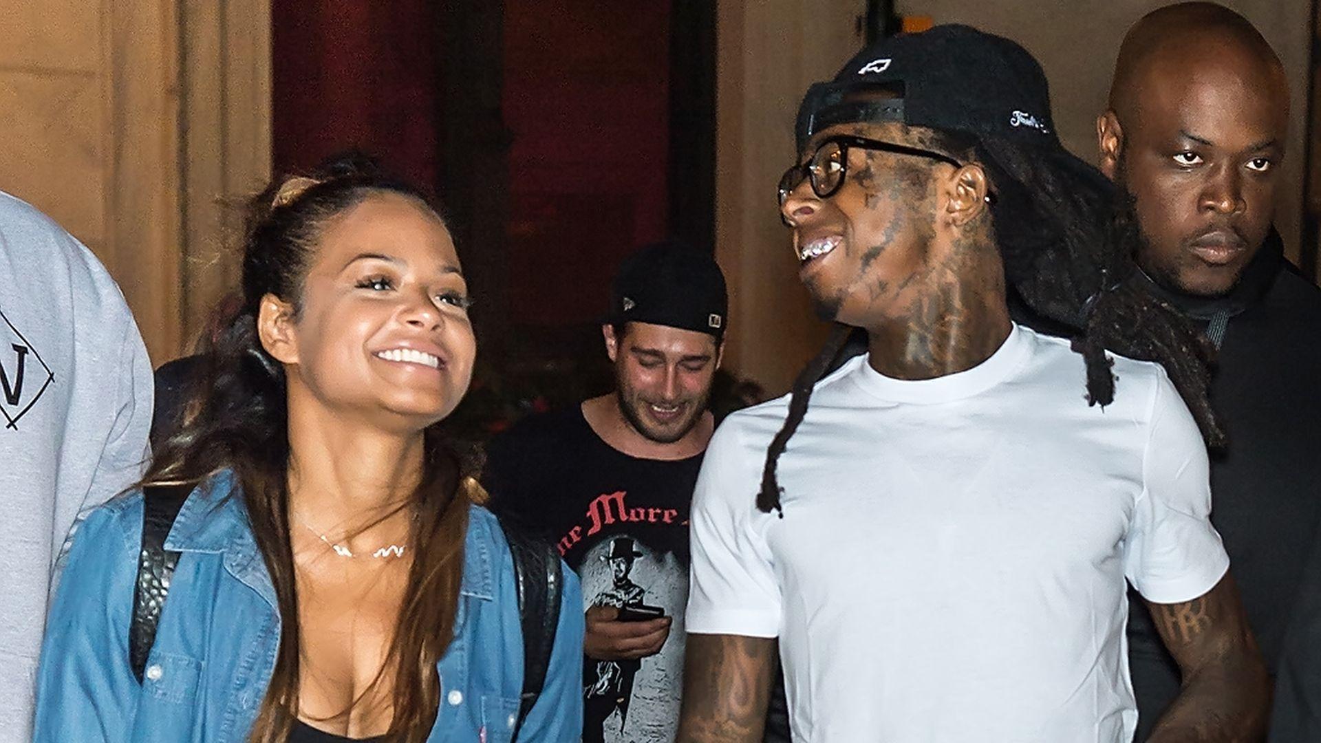 Christina Milian & Lil Wayne: Dauer-Kontakt trotz Liebes ...