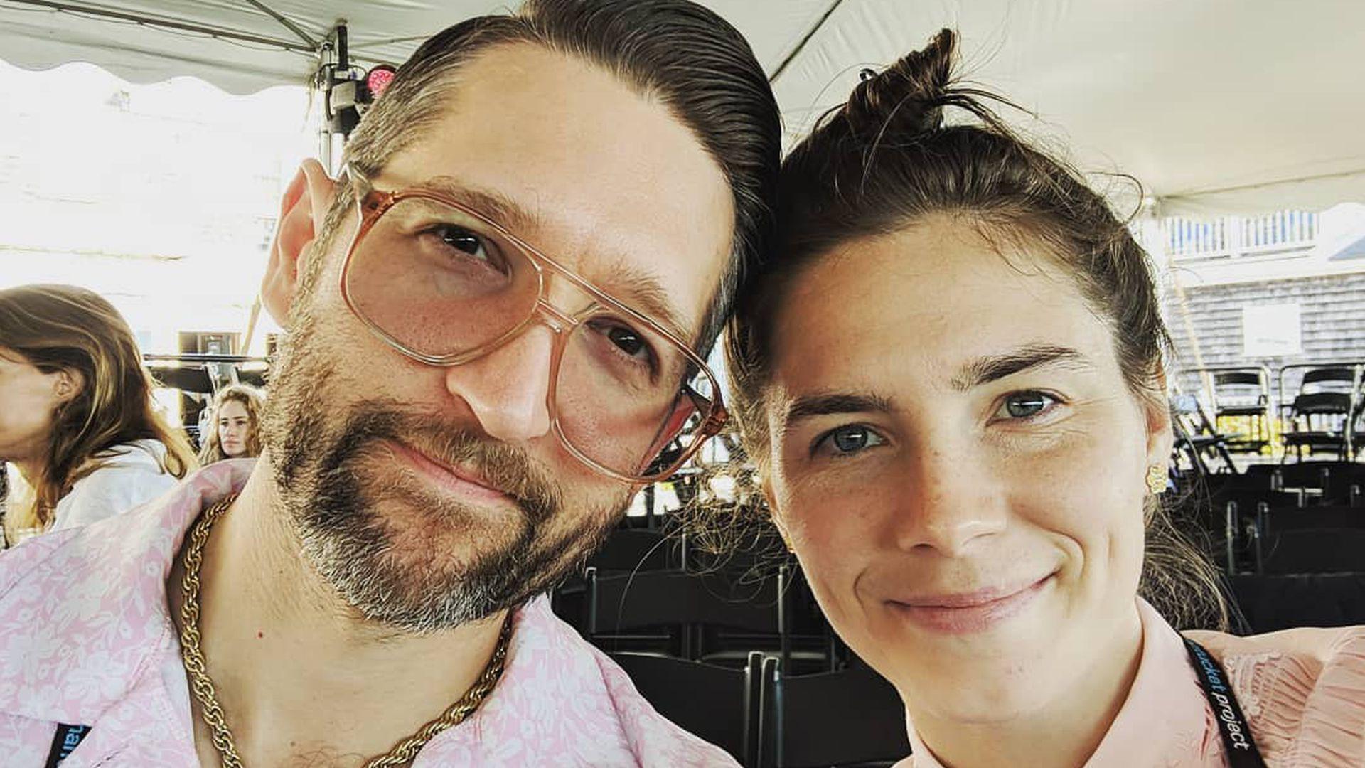 Sieben Jahre nach Mord-Anklage: Amanda Knox ist verlobt!