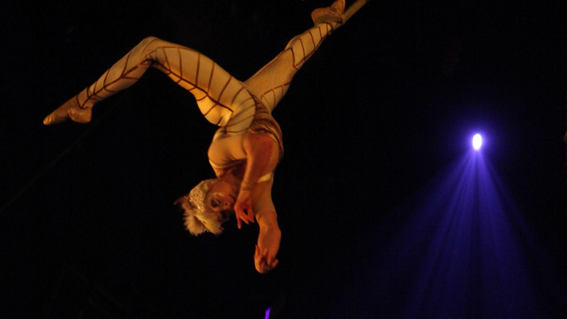 cirque du soleil unfall