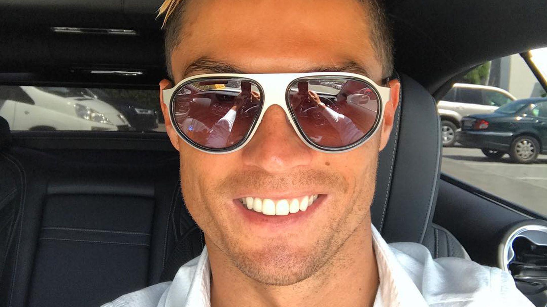 Haar Fail Cristiano Ronaldo irritiert mit komischer Frise