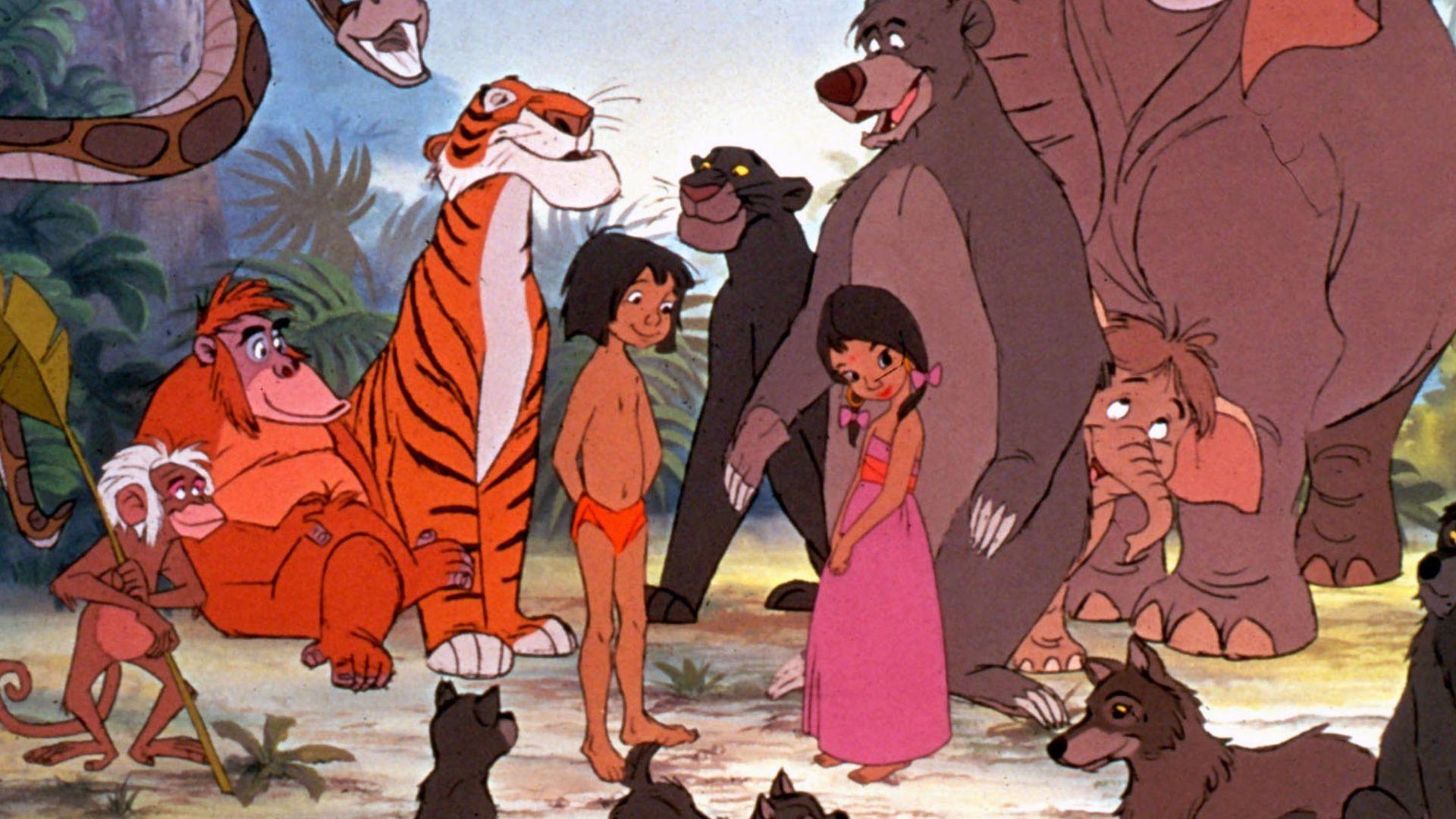 Das Dschungelbuch Disney