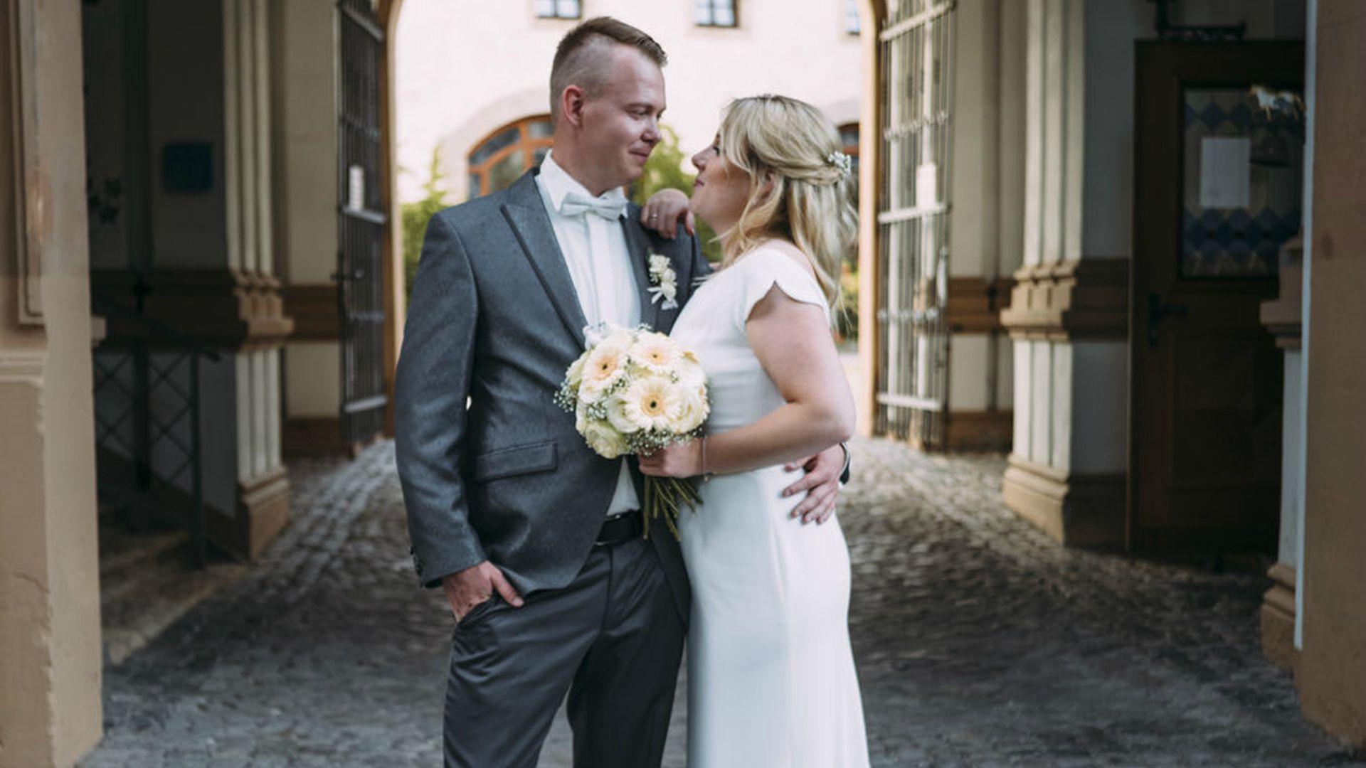 Wohnungsstreit bei diesem Hochzeit auf ersten Blick-Paar