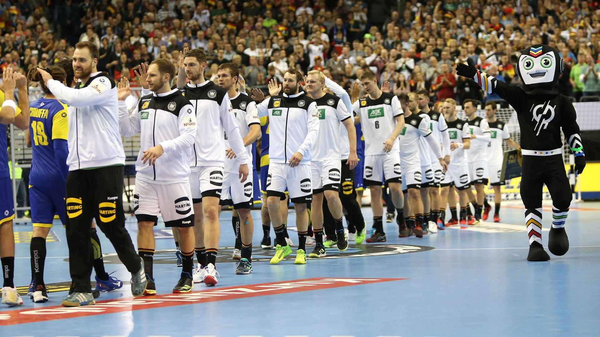 Handball Wm Spielstand