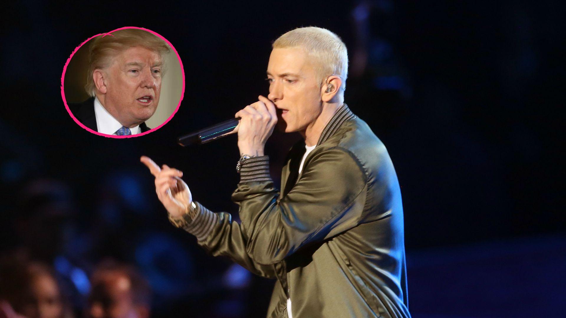 Eminem Trump Deutsch