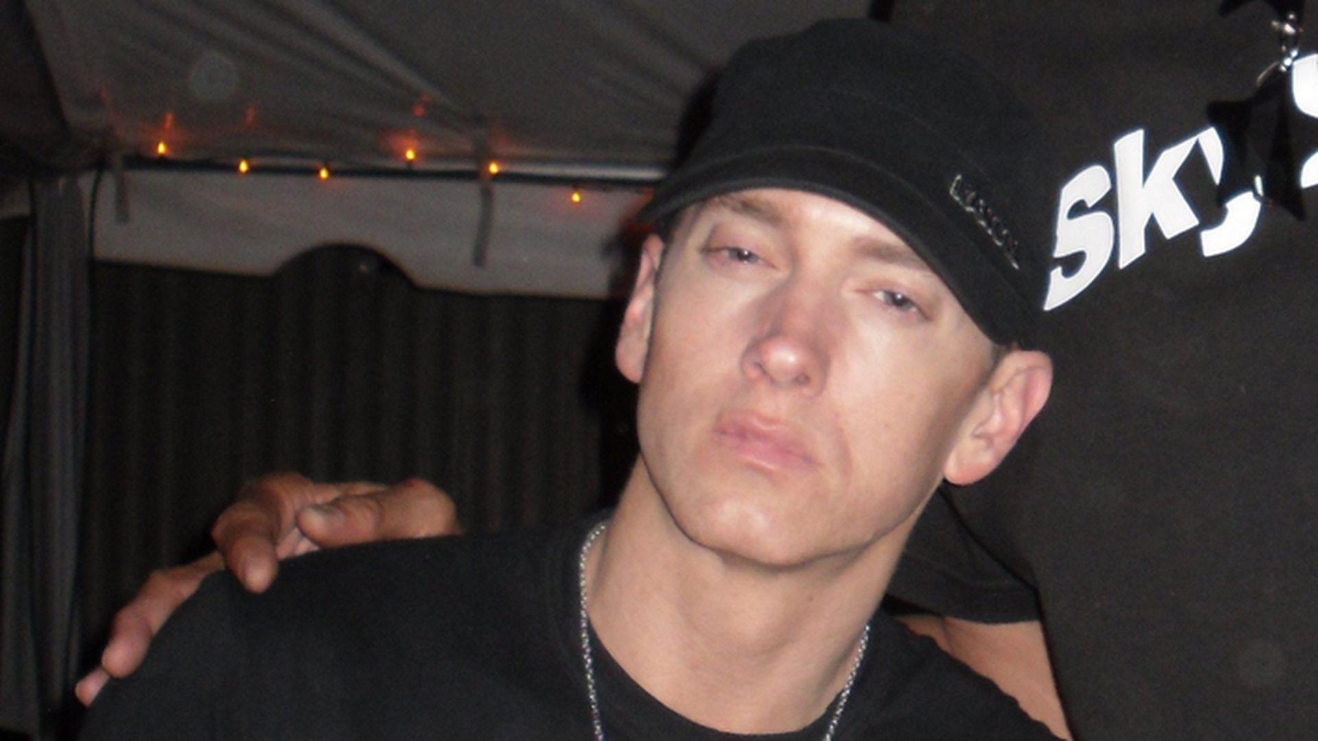 Eminem Drogen
