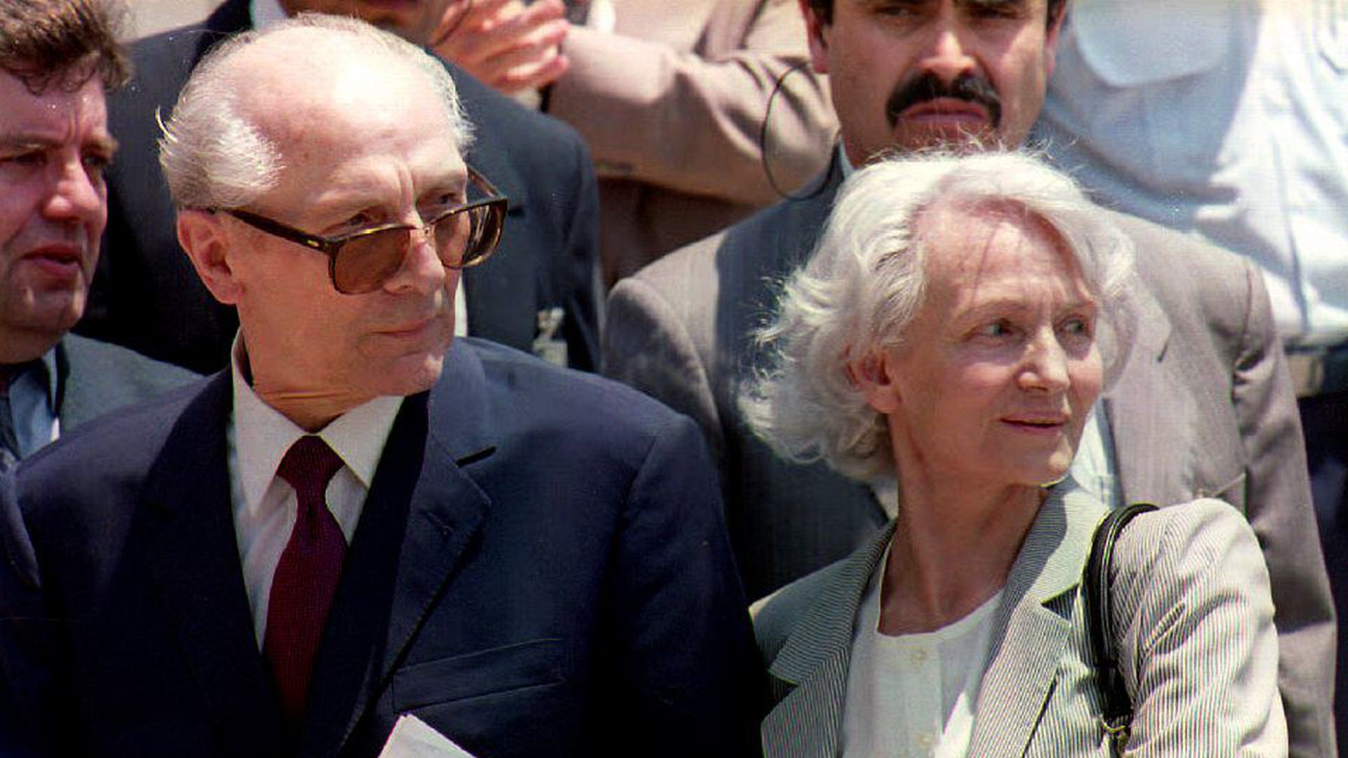Margot Honecker Sonja Honecker