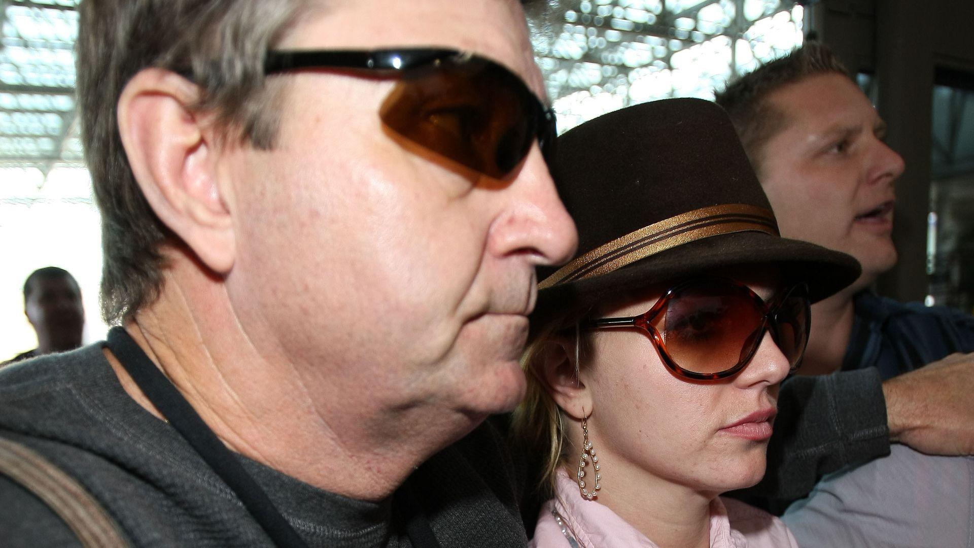 Britney Spears Vater