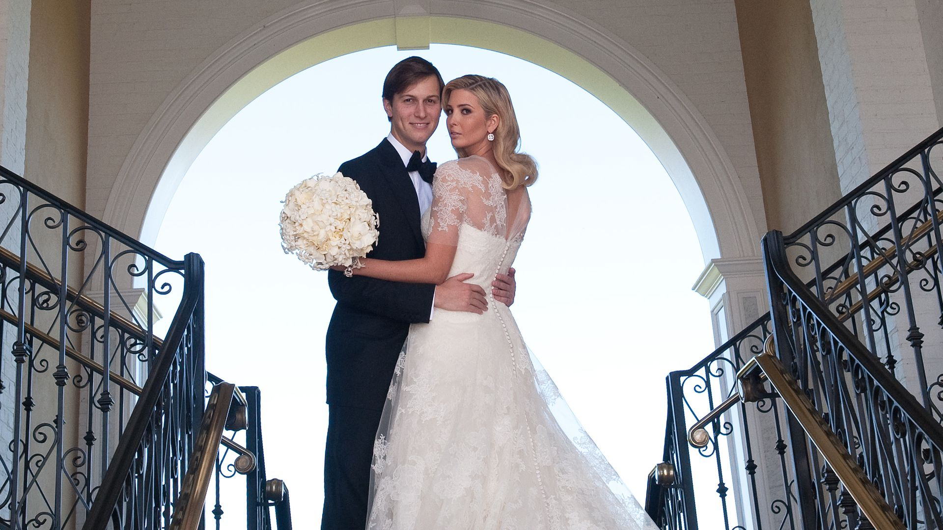 Ivanka Trumps Hochzeit Schmuck Im Wert Von 200 000 Dollar