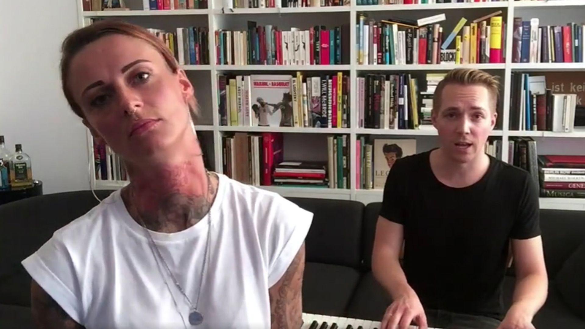 Geständnis Neue Brüste Für Jennifer Rostock Promiflashde
