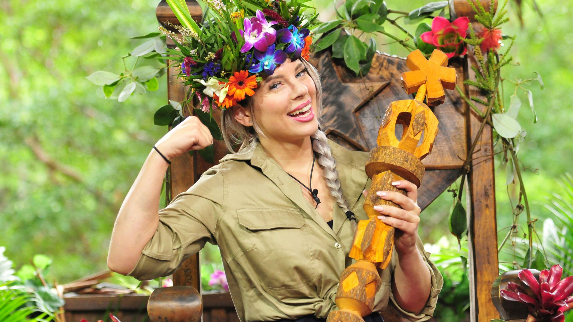 Dschungel Königin