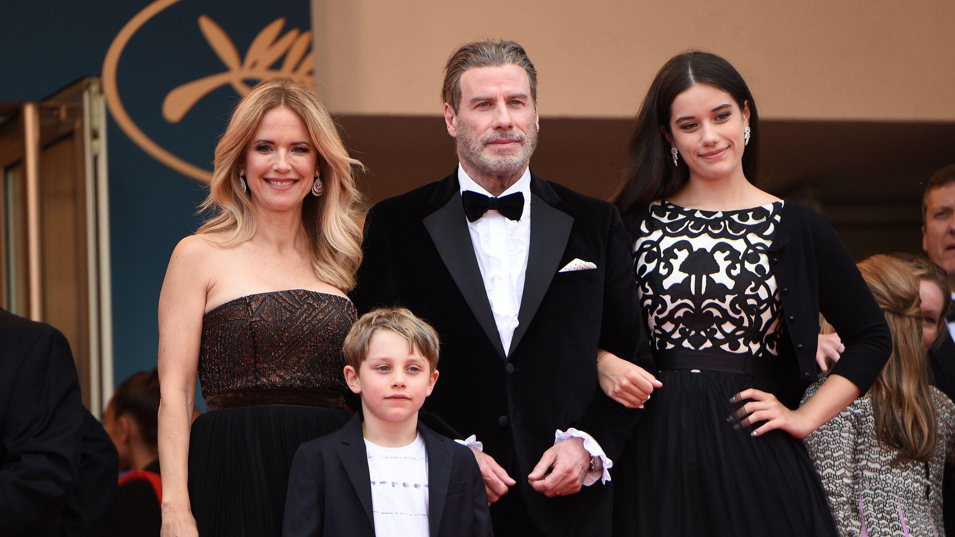 Tochter Von John Travolta