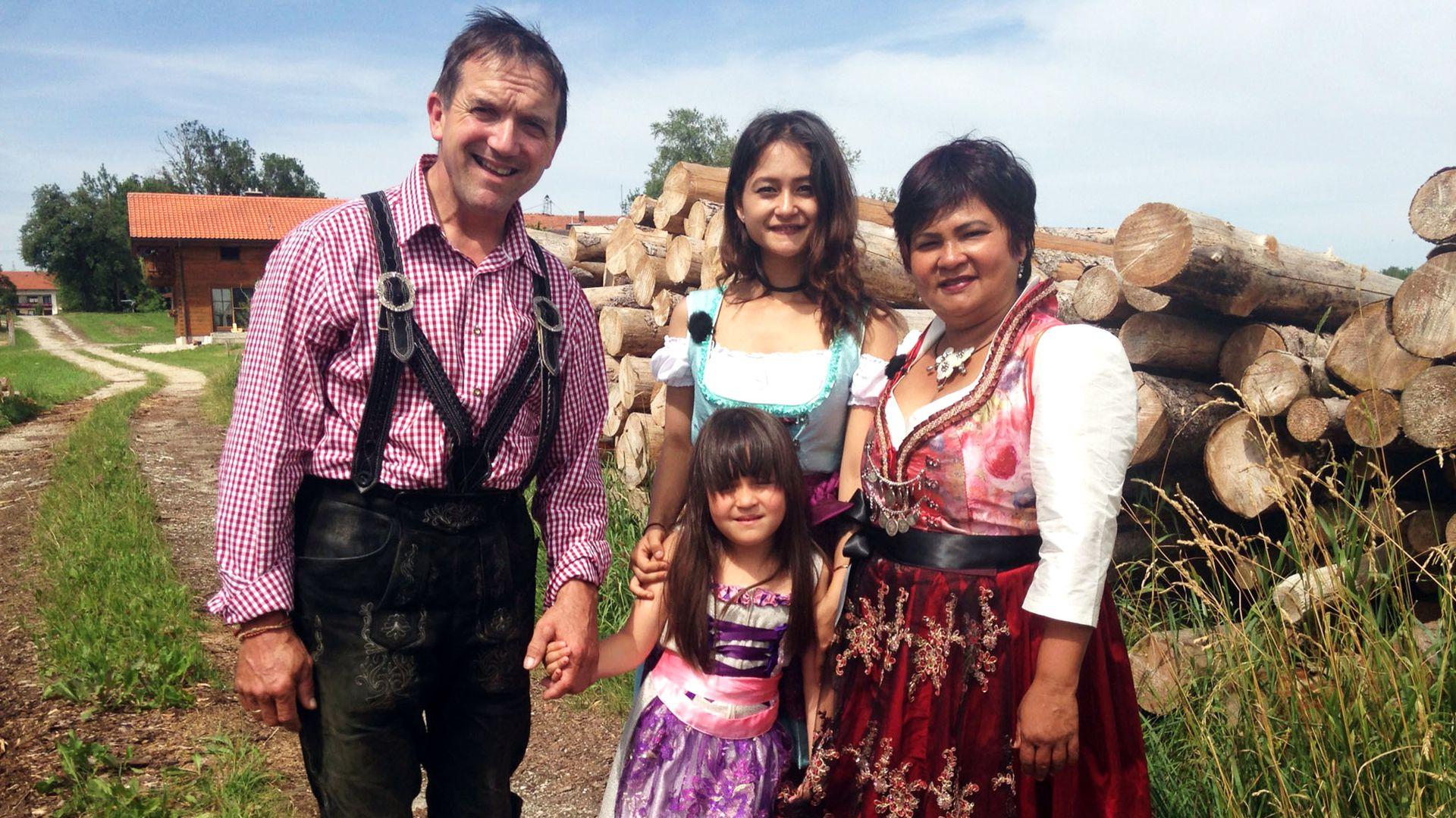 Bauer sucht Frau-Narumols Tochter zieht zurück auf den