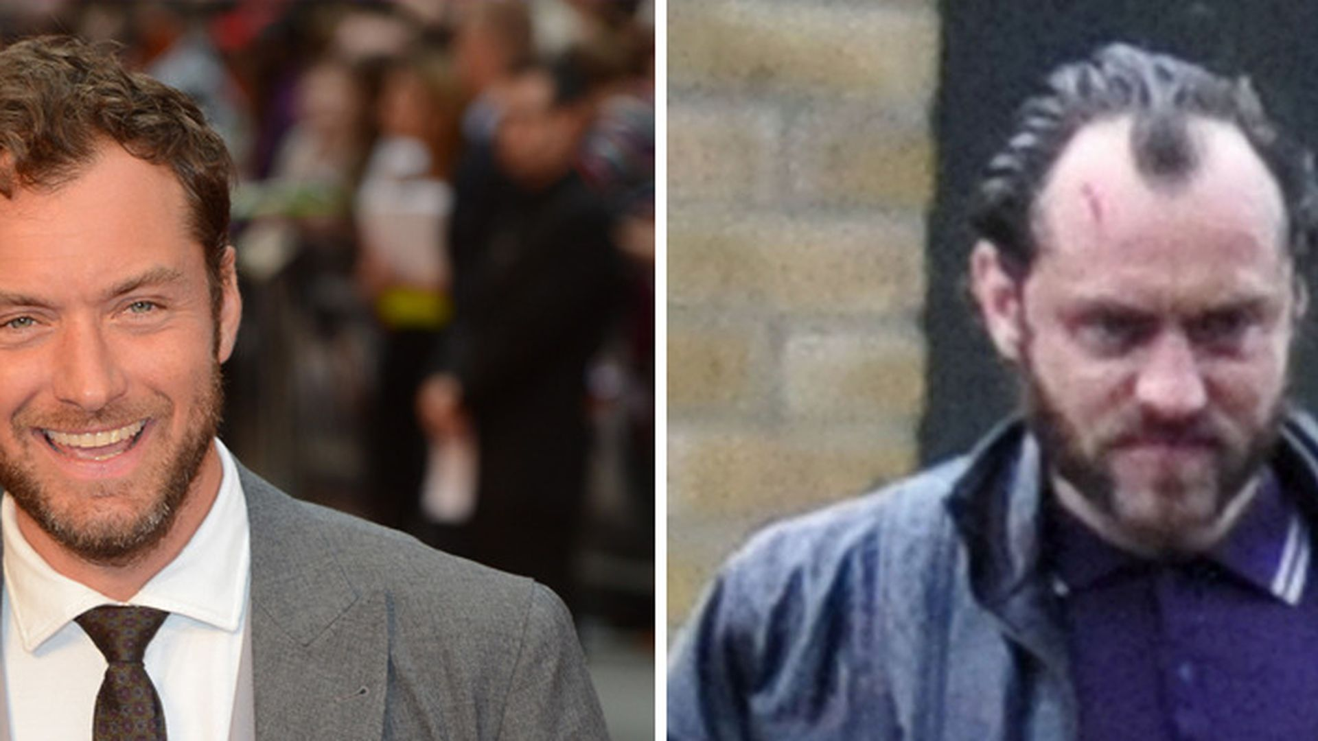 schmierig was ist blo mit jude law passiert. Black Bedroom Furniture Sets. Home Design Ideas