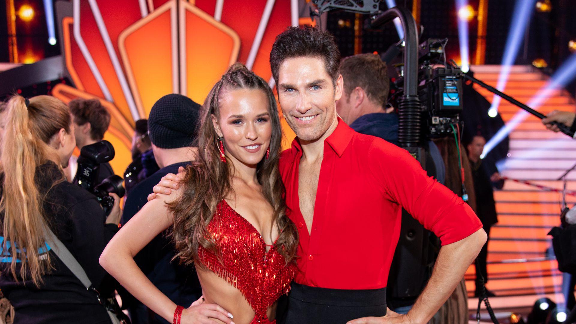 """Wunsch erfüllt: So happy ist Laura mit """"Let's Dance""""-Chris"""