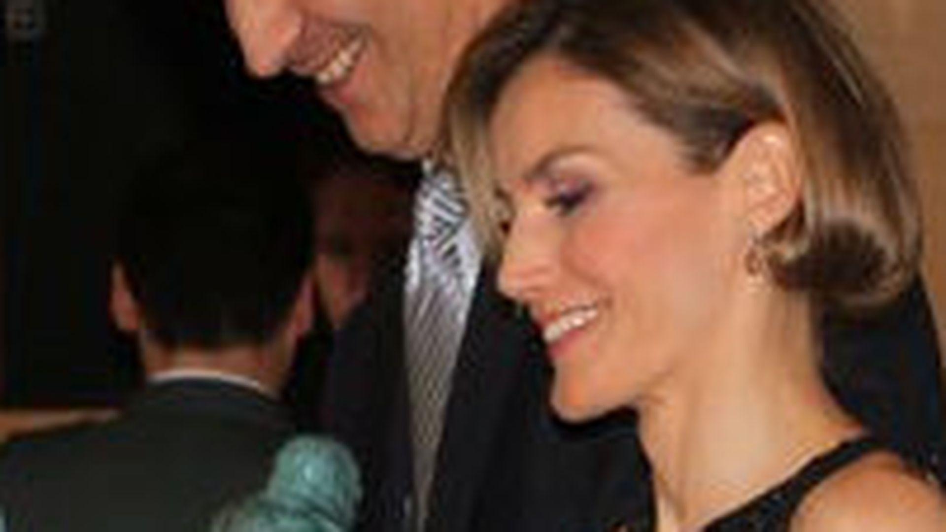 Neue Frisur Als Königin Letizia Verblüfft Mit Bob Promiflashde