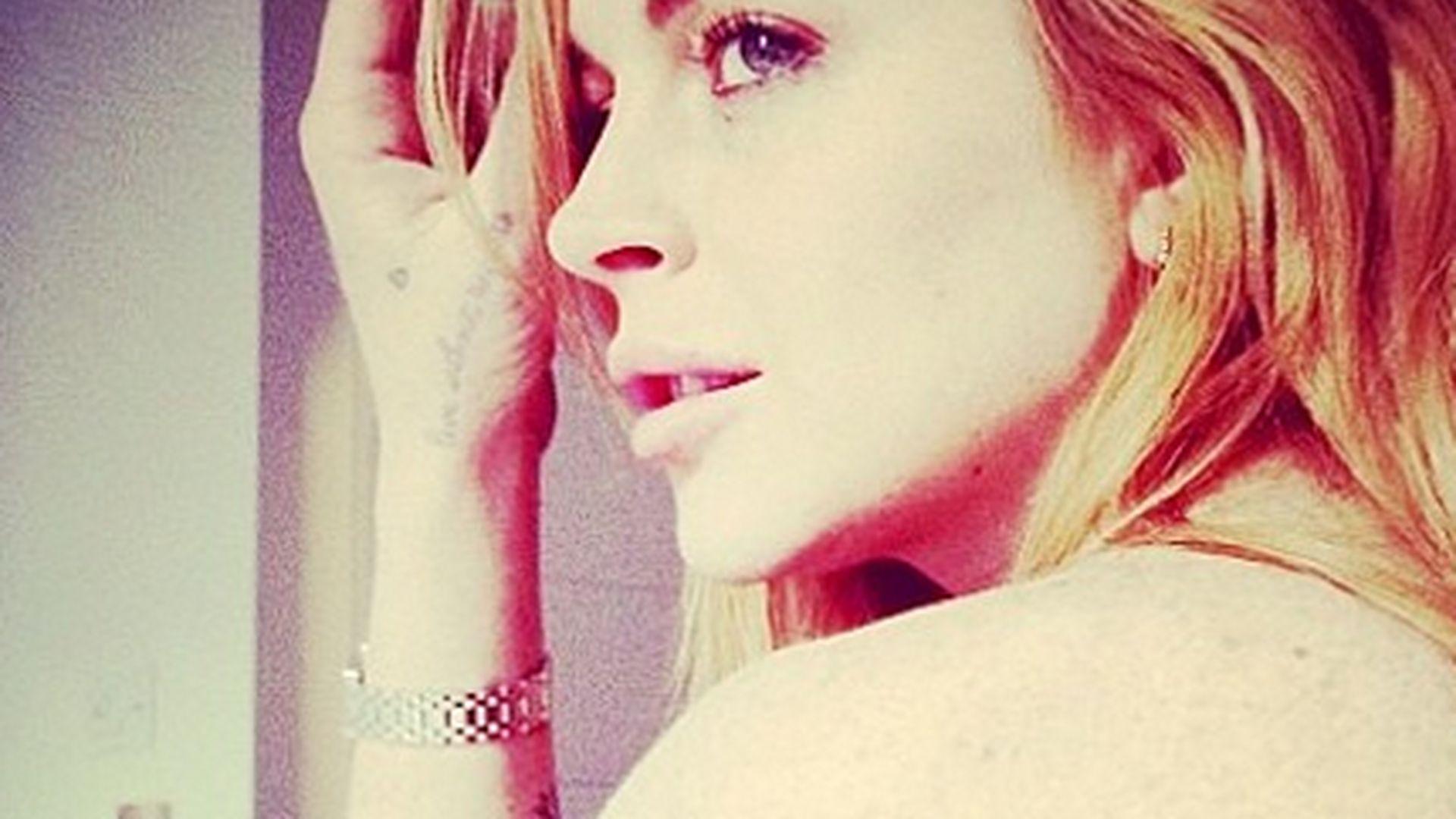 Lindsay Lohan hatte Schwester 15 eine Brust-OP? -