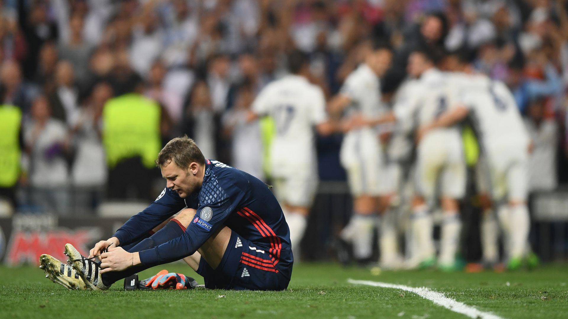 Manuel Neuer Verletzung Fuß