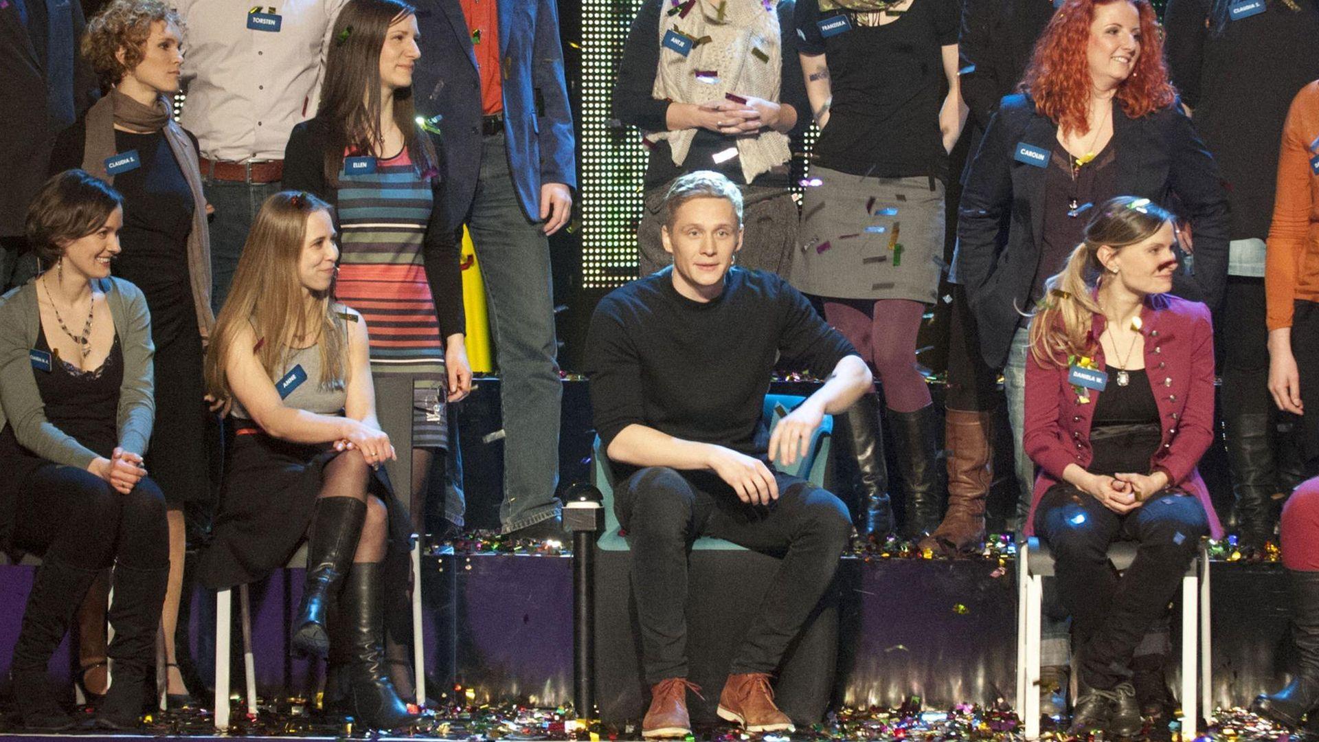 Rtl Klassentreffen Tagessieg Für Gottschalks Show Promiflashde