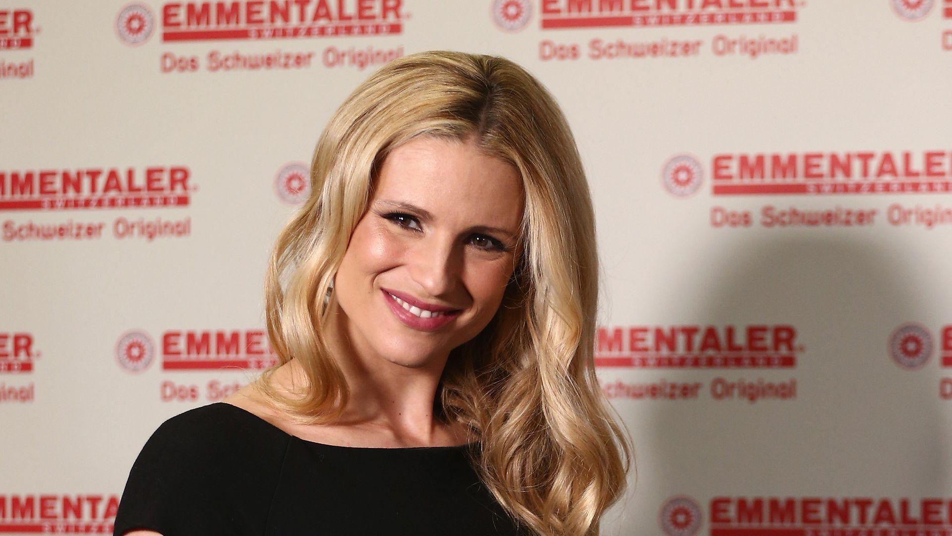 Michelle Hunziker Neue Frisur