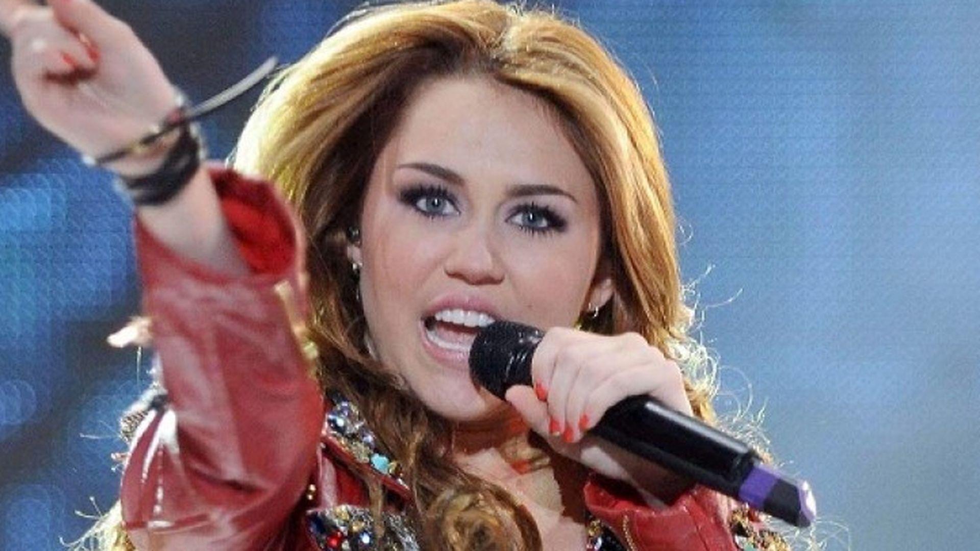 Miley Cyris beim Sex