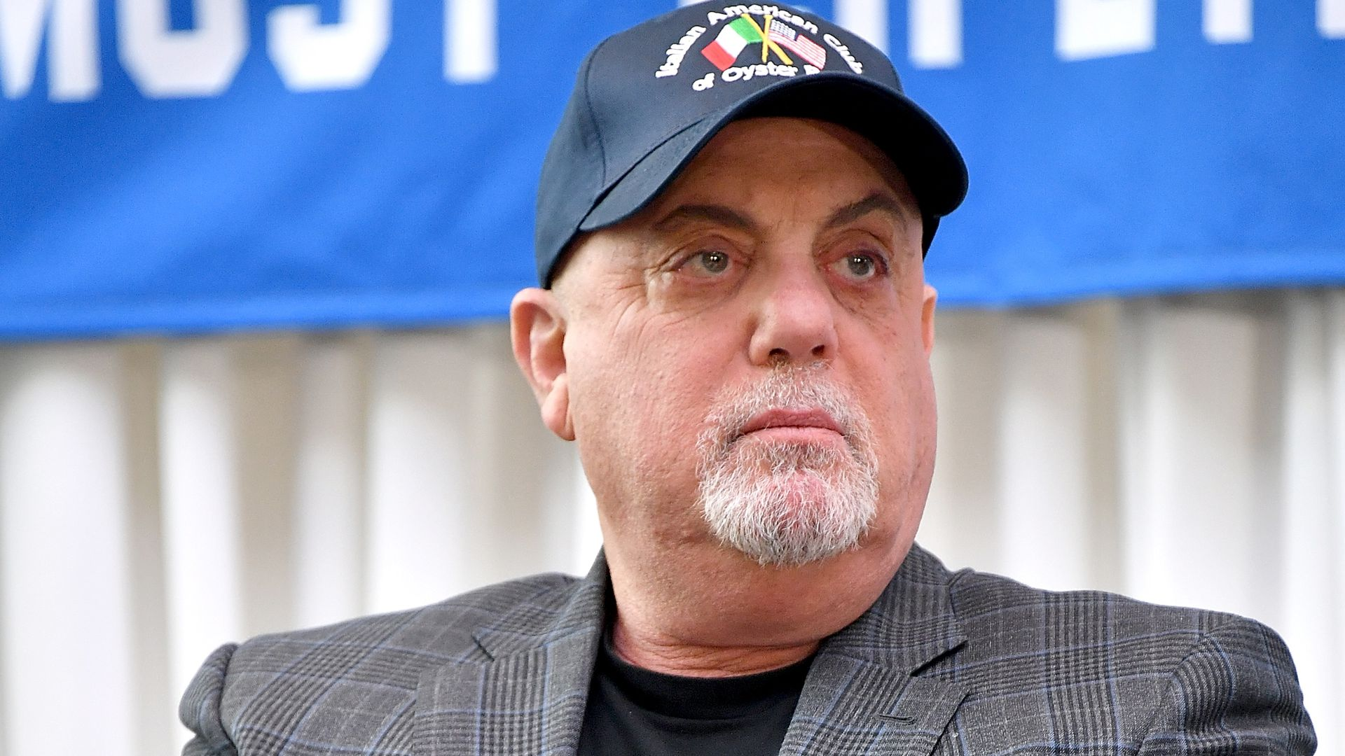 Sänger Billy Joel Wird Für Unfall Vor Konzert Verklagt