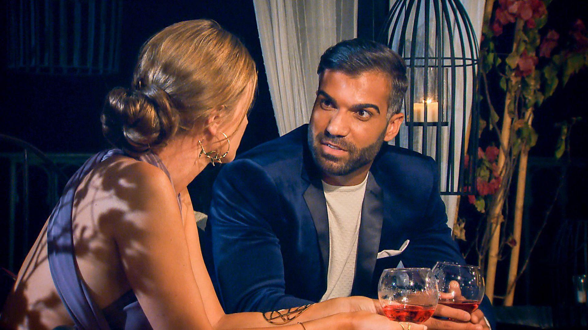 Erster Bachelorette-Streit: Rafi schon jetzt das Feindbild ...