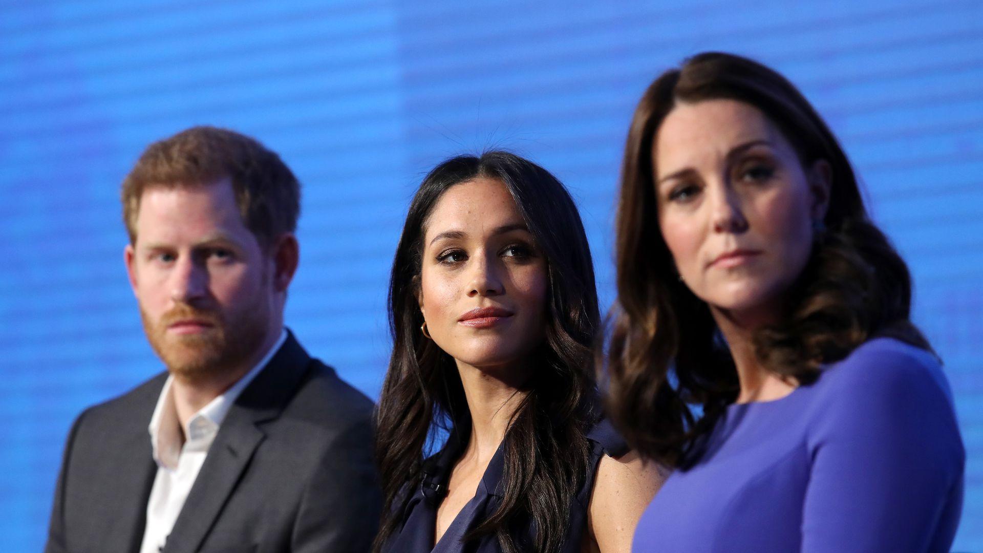 Darum weinte Herzogin Kate vor Harry und Meghans Hochzeit - Promiflash.de