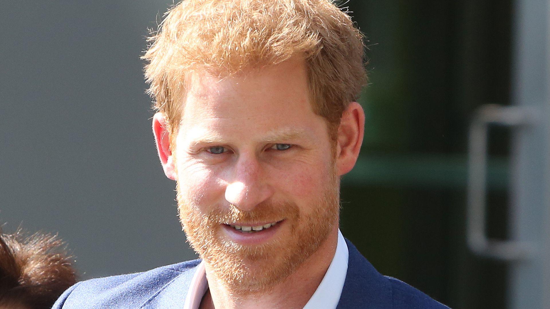 "Prinz Harry Damit kämpft er gegen ""Windsor Haarausfall"
