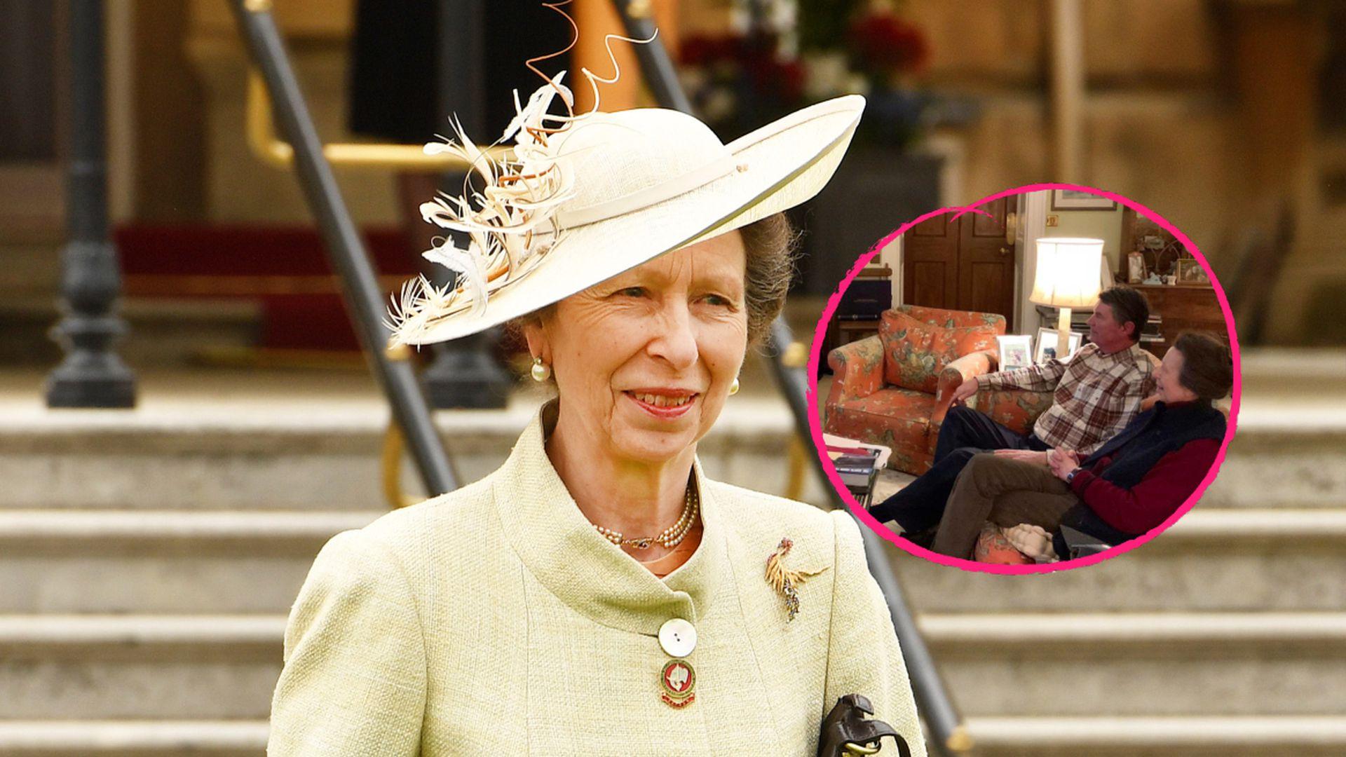 Kein royaler Flair? So bodenständig wohnt Prinzessin Anne - Promiflash.de