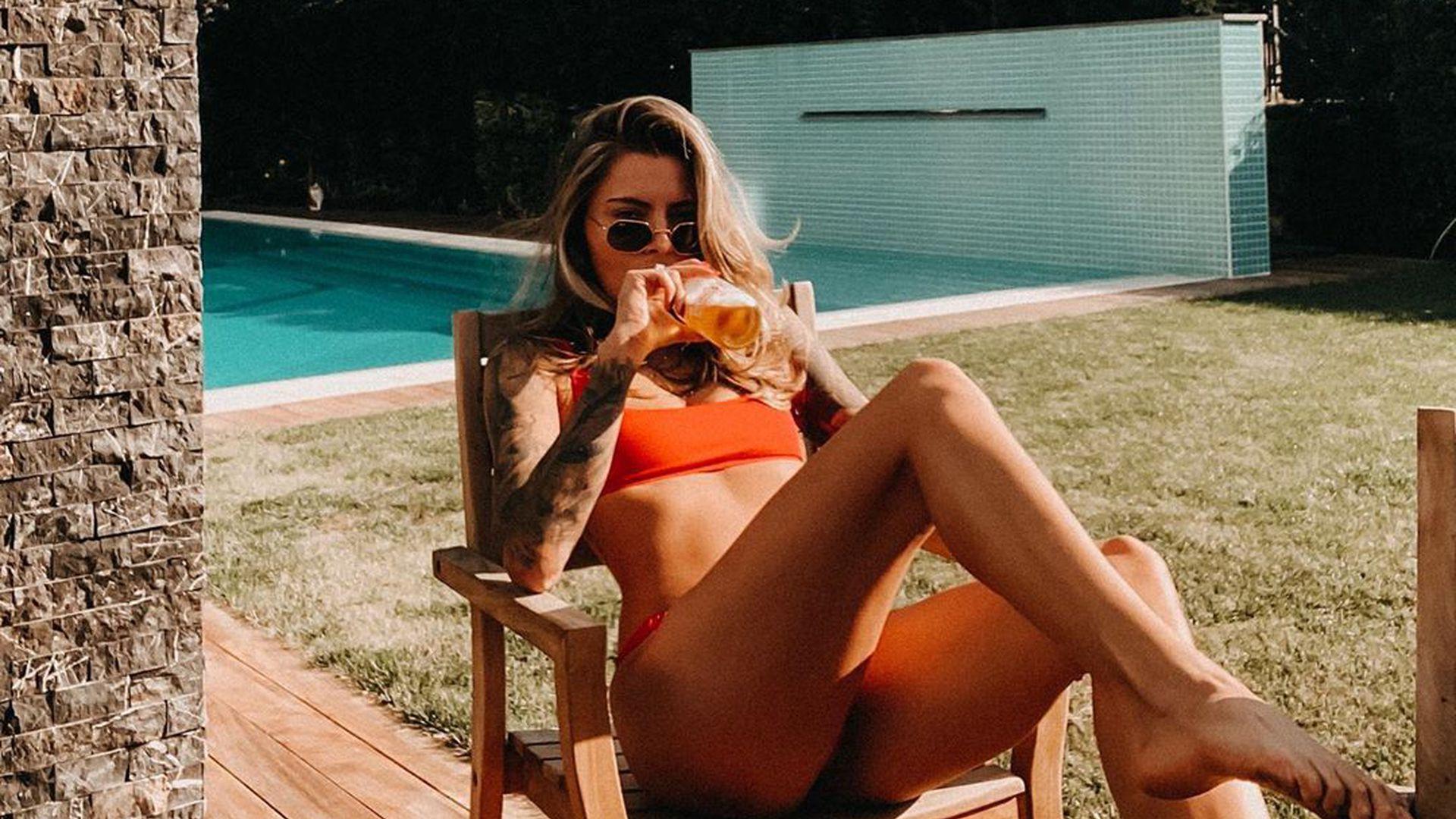Simone Thomalla Bikini