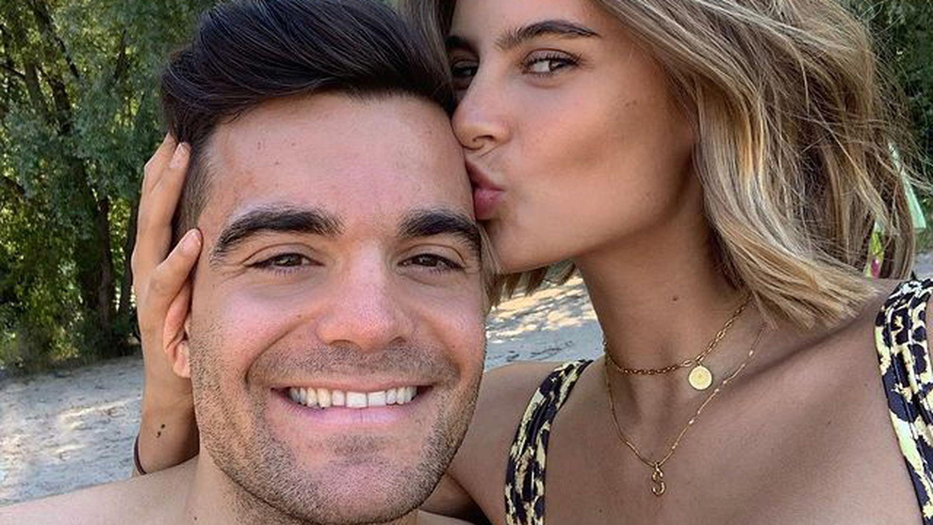 Total verliebt: GNTM-Romina will Kinder mit Stefano Zarrella - Promiflash.de