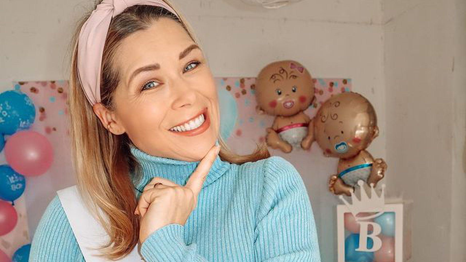 Endlich: Schwangere Tanja Szewczenko verrät Babygeschlecht! - Promiflash.de