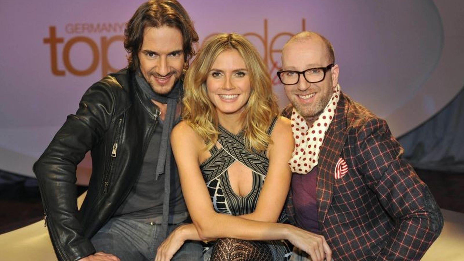 Germany S Next Topmodel Das Ist Die Neue Jury Promiflash De