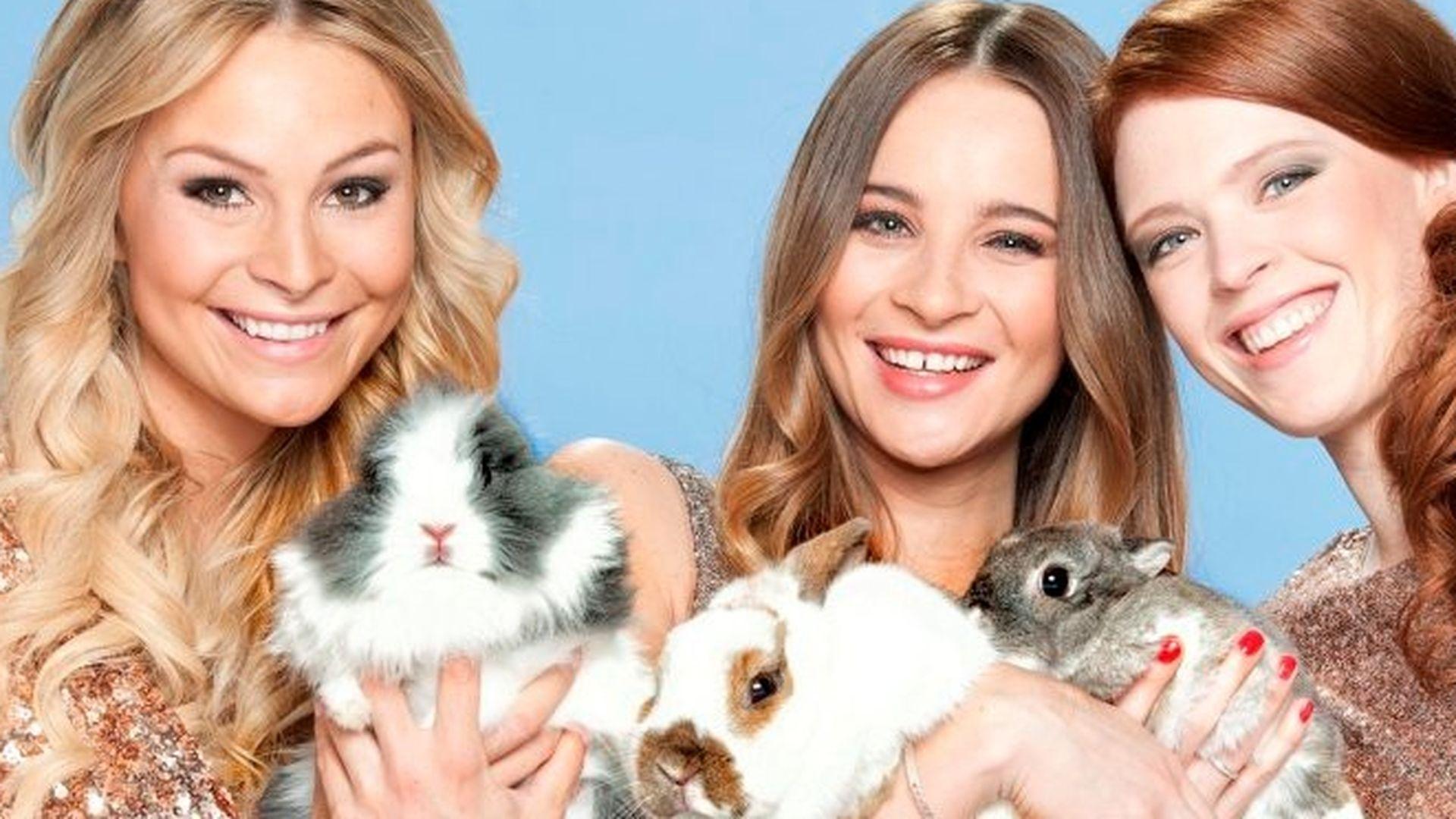 Diese Verbotene Liebe-Girls lieben den Osterhasen!