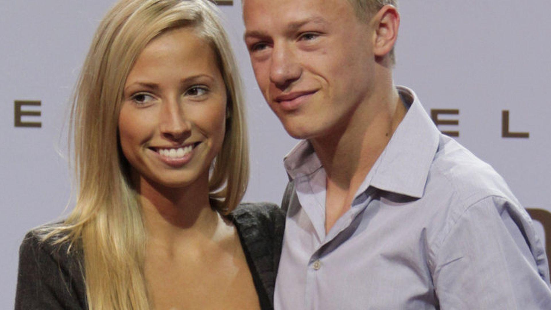 Vincent Krüger Freundin